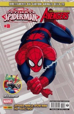 ULTIMATE SPIDER-MAN & GLI AVENGERS 3