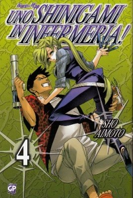 UNO SHINIGAMI IN INFERMERIA! 4