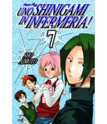 UNO SHINIGAMI IN INFERMERIA! 7
