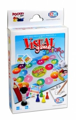 VISUAL GAME JUNIOR POCKET