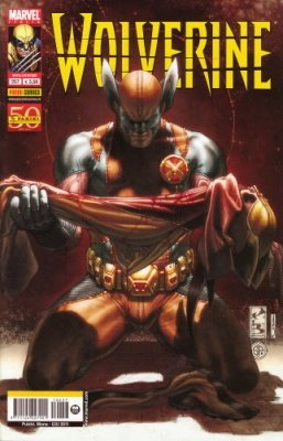 WOLVERINE 257 + ALBO MARVEL ORIGINALE IN REGALO