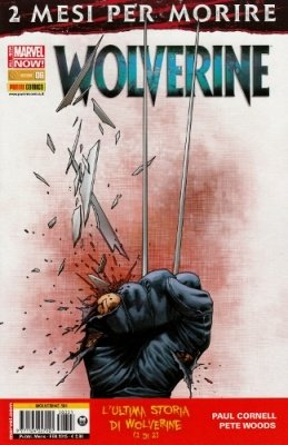 WOLVERINE 301 - WOLVERINE 6 ALL NEW MARVEL NOW!