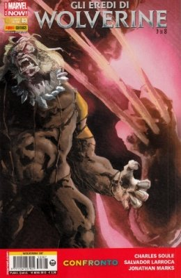 WOLVERINE 307 - GLI EREDI DI WOLVERINE 3 ALL NEW MARVEL NOW!