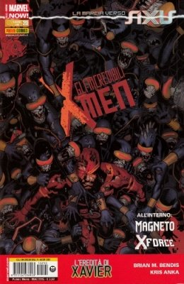 X-MEN 298 - GLI INCREDIBILI X-MEN 20 ALL-NEW MARVEL NOW!