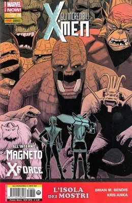 X-MEN 304 - GLI INCREDIBILI X-MEN 26 ALL-NEW MARVEL NOW!