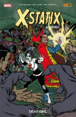 X-STATIX COLLECTION 7 - DEAD GIRL