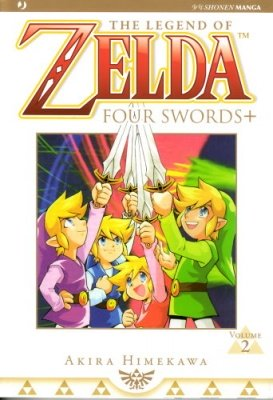 ZELDA - FOUR SWORDS+ 2