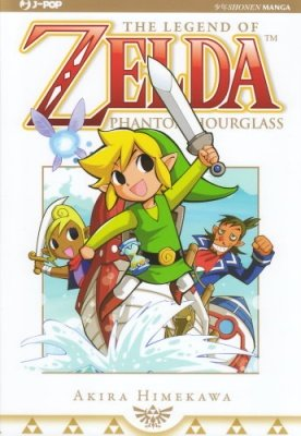 ZELDA - PHANTOM HOURGLASS
